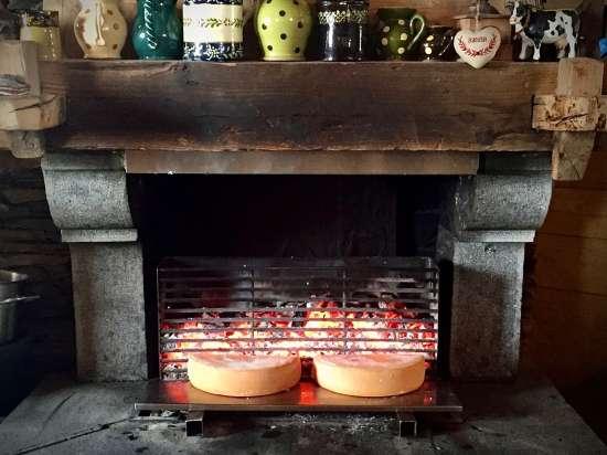 Meule de Raclette