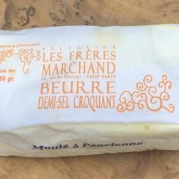 Beurre Demi-sel Croquant 250g
