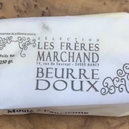 Beurre Doux Marchand 250g