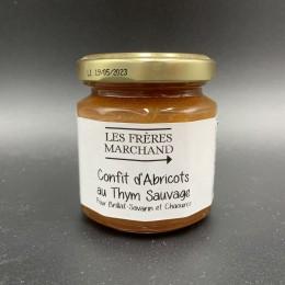 Confit d'Abricot au Thym Sauvage
